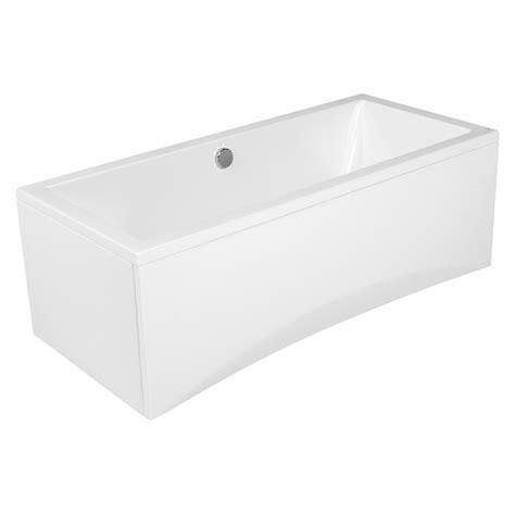 achat baignoire rectangulaire design pas cher en acrylique