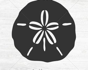 Free svg files to download and create your own diy projects using your cricut explore, silhouette cameo and more. Sand dollar svg   Etsy