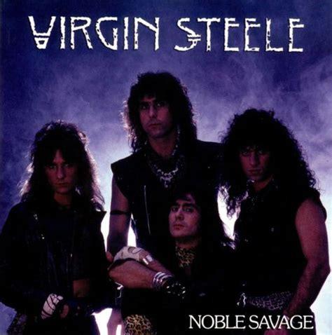 Noble Savage Virgin Steele Songs Reviews Credits