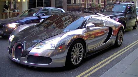 chrome bugatti veyron youtube