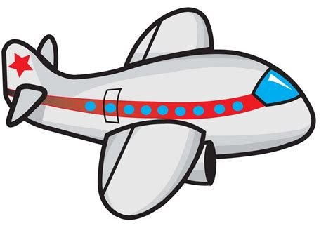 Clipart Plane Animated Airplane Clipart 101 Clip