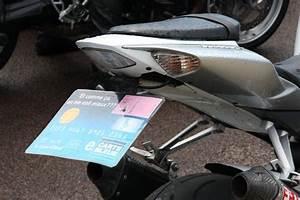 Autocollant Anti Radar : plaque immatriculation reflechissante anti radar ~ Melissatoandfro.com Idées de Décoration