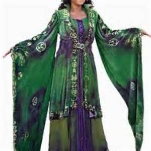 Winifred Sanderson Halloween Costume