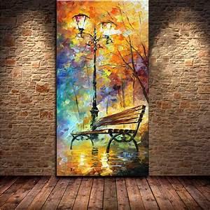 Peinture à L Huile Mur : achetez en gros couteau peinture l 39 huile en ligne des ~ Premium-room.com Idées de Décoration