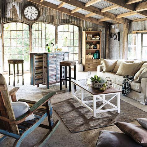 meubles et d 233 coration de style traditionnel cagne maisons du monde