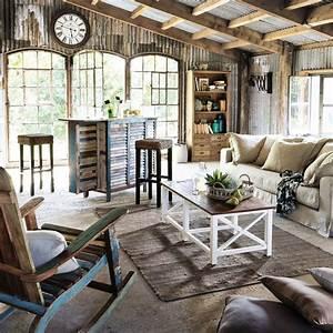 Penderie Maison Du Monde : meubles et d coration de style traditionnel campagne ~ Teatrodelosmanantiales.com Idées de Décoration
