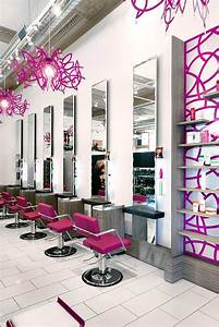 Salon, Interior, Design