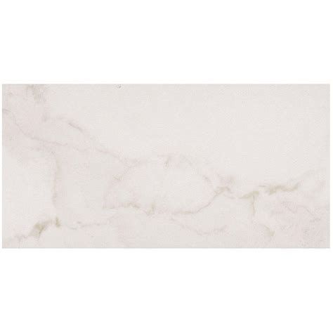 marazzi vitaelegante bianco 12 in x 24 in porcelain