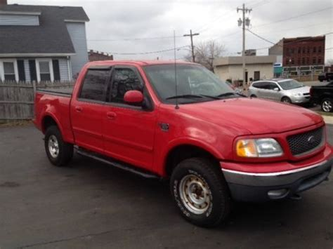 sell   ford  super crew cab    buffalo