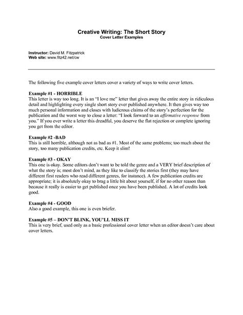 Unique Cover Letter unique cover letter tipsense me