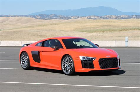 updated audi r8 could get v6 power roadshow