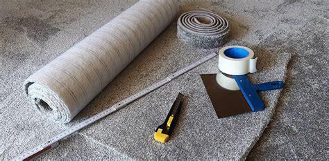 teppich zum verlegen alle werkzeuge zum teppich verlegen auf einem blick teppichboden teppichmesser doppelseitiges