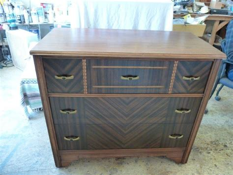 Refinished Antique Dresser  By Finisherman @ Lumberjocks