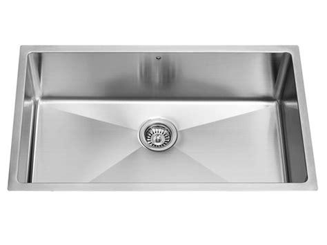 16 stainless steel undermount kitchen sinks 32 inch undermount stainless steel 16 kitchen sink 9682