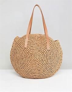 Sac En Paille Original : glamorous glamorous sac en paille rond ~ Melissatoandfro.com Idées de Décoration