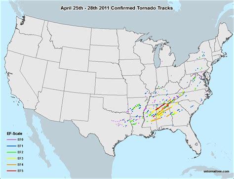 The April 2011 Super Outbreak