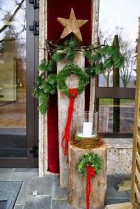 Advent Deko Für Draußen : adventdekoration surrounddings au endeko weihnachten holzdeko weihnachten und rustikale ~ Orissabook.com Haus und Dekorationen