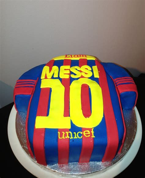 lionel messi cake birthday cake