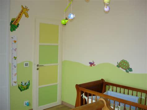 peinture et decoration chambre idee deco chambre bebe peinture visuel 5
