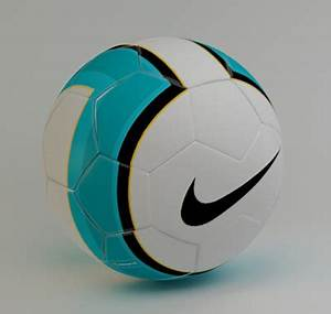 3ds max nike ball