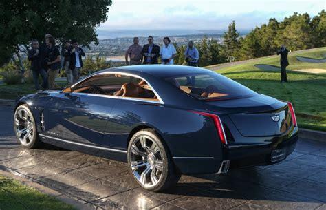Cadillac Elmiraj Concept Photos Details And More Gm