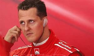Michael Schumacher Aujourd Hui : michael schumacher sa situation est si compliqu e explique sa porte parole ~ Maxctalentgroup.com Avis de Voitures