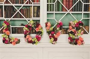 uk flower shops flirty fleurs the florist blog With fresh flower letters