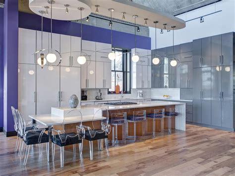 contemporary kitchen islands photos hgtv