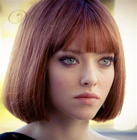 classic bob hairstyle hairstyle  women man