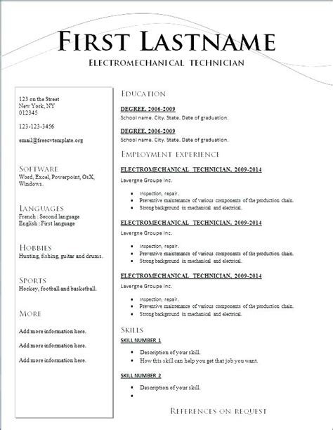 australian resume format sample hardbreakersthemoviecom