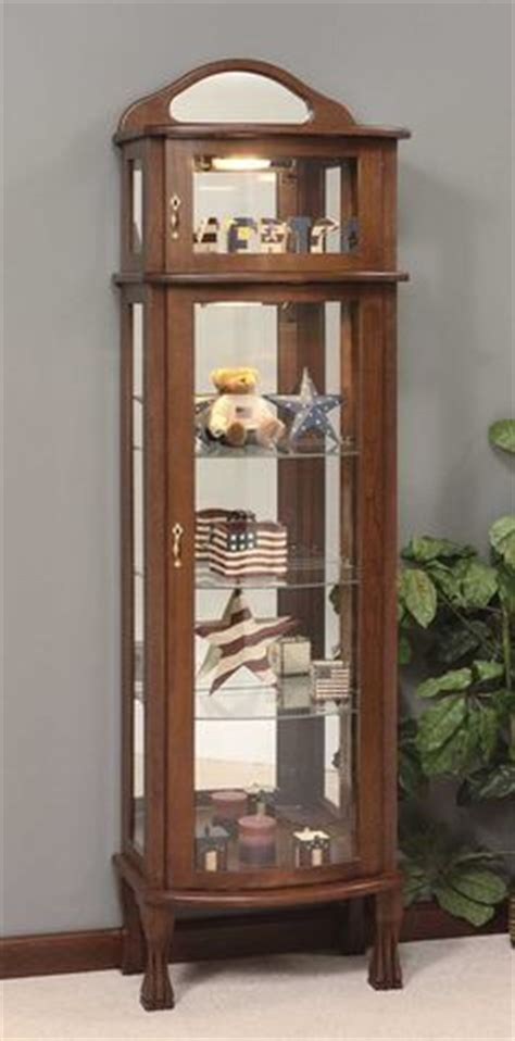 Furniture Willmott Curio Cabinet by 1000 Images About Curio Cabinets On Curio