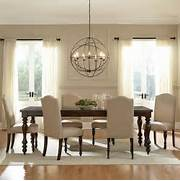 Dining Room Lighting For Beautiful Addition In Dining Room  DesignWallscom