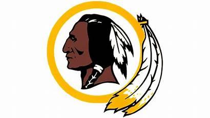 Redskins Washington 1982 Logos Emblem Font Marcas