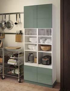 Ikea Küche Inspiration : ikea kallarp kitchen additional storage space home built with love pinterest k chen ideen ~ Watch28wear.com Haus und Dekorationen