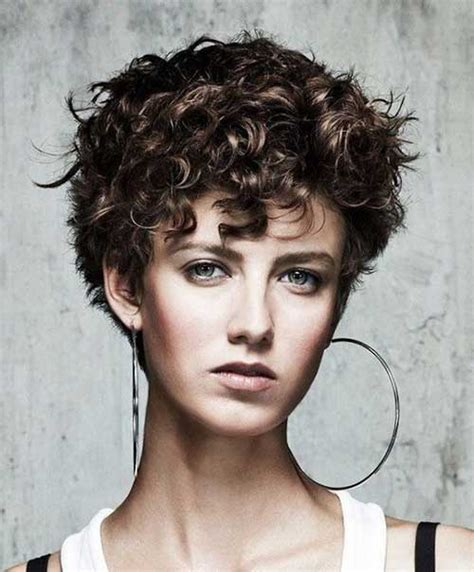 pretty short curly hairstyles   love short hairstyles    popular
