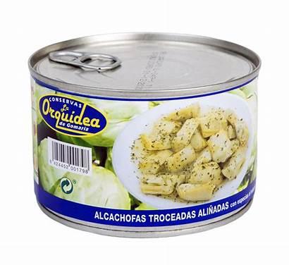 Canned Artichoke Marinated Seasoned