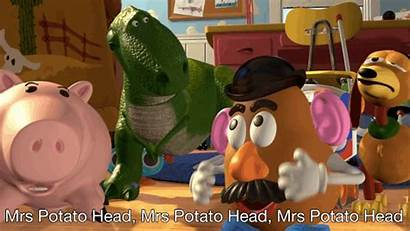 Potato Head Mr Toy Story Shadiest Times