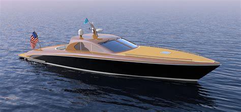 Sport Boats by 2018 Brooklin Boat Yard 60 Sport Boat Power Boat For Sale
