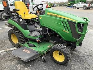 2013 John Deere 1025r Tractor For Sale  253 Hours