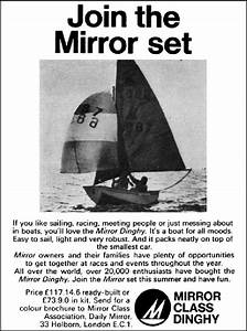 One Of A Series Of Advertisements Placed By The Mirror