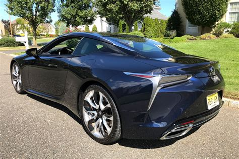 Review 2018 Lexus Lc 500