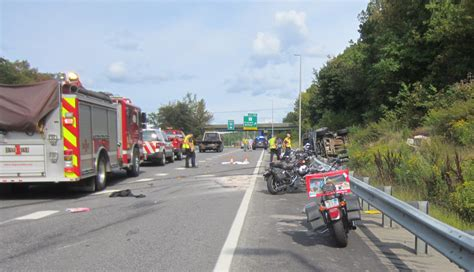 Two Motorcyclists Killed During Charitable Ride On I95