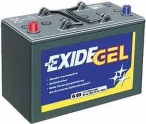 Batterie Exide Gel : exide gel battery es950 es950 gel low cost batteries online ~ Medecine-chirurgie-esthetiques.com Avis de Voitures