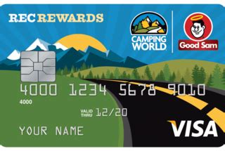 Business credit card account and make $30 in sam's club purchases in the next 30 days. Good Sam Credit Card details, sign-up bonus, rewards, payment information, reviews