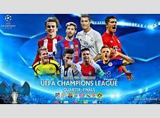 Champions League A Super Quarter Final the jEURnalist