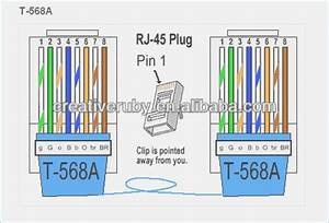 Cat6e Wiring Diagram  U2013 Vivresaville Com