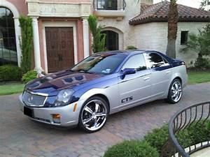 Blucts 2003 Cadillac Cts Specs  Photos  Modification Info At Cardomain