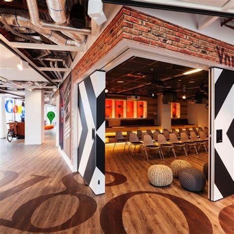 peek  googles graffiti inspired office  amsterdam