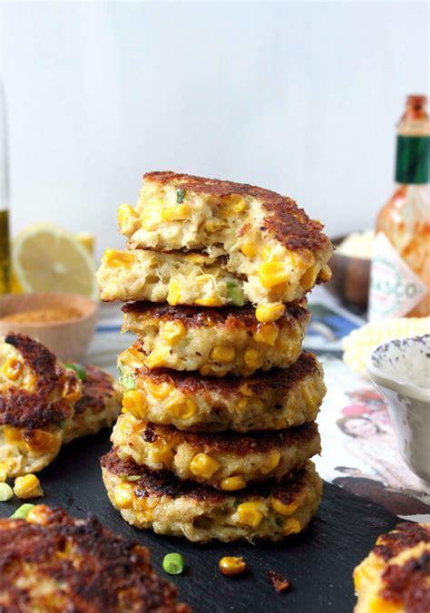 crispy corn cheddar crab cakes  truffle aioli wry toast