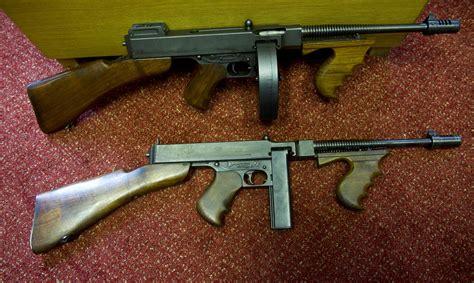 IRA thompson machine guns - Irish Volunteers.org